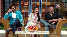 The Kapil Sharma Show Episode 74 - September 14 -  Sanjay Dutt,Chunky Panday,Satyajeet Dubey - Season 2 - (2019)