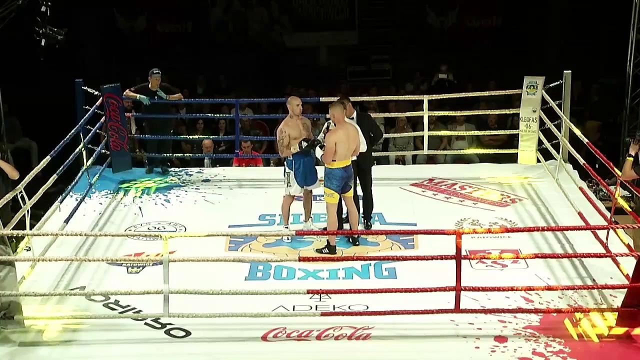 Rastislav Janecek vs Piotr Rzyman (14-09-2019) Full Fight