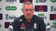 Trevor Bayliss post final Ashes Test