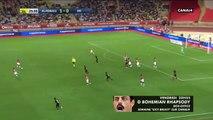 Passe décisive de Slimani vs Marseille