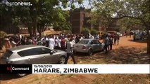 Simbabwes Ärzte protestieren gegen mutmaßliche Entführung