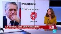 Présidentielle en TUNISIE : PORTRAIT de Nabil Karoui