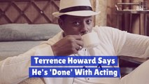 The Terrence Howard Hollywood Update