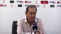 Yukatel Denizlispor - Konyaspor maçının ardından
