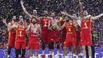 España domina a Argentina y logra su segundo título mundial de básquet