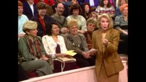 The Joan Rivers Show Susan Saint James, Agoraphobia#Rare #Joan RIvers #Joan Rivers Show #Retro