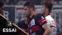 TOP 14 - Essai Xavier MIGNOT 2 (LOU) - Lyon - Brive - J4 - Saison 2019/2020