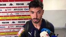"""Monaco-OM : """"Il ne faut pas s'enflammer"""" (Sanson)"""