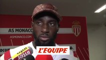 Bakayoko «Je suis déçu» - Foot - L1 - Monaco