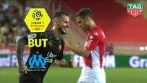 But Dario BENEDETTO (67ème) / AS Monaco - Olympique de Marseille - (3-4) - (ASM-OM) / 2019-20