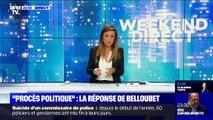 Passe d'armes Mélenchon/Belloubet  - 15/09