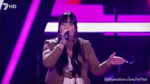 INA FREUND - CHURCH BELLS | Blind Audition | The Voice of Germany 2019