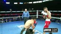 Mark Smither vs Angel Gabriel Molina (14-09-2019) Full Fight