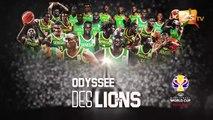 MONDIAL BASKETBALL - ODYSSÉE DES LIONS DU 15 SEPTEMBRE 2019 - 2ème PARTIE