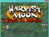 Harvest Moon Back To Nature PS Walkthrough Part 1 Introduction + Flashblack