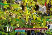 Cristian Benavente: el Nantes está a dos puntos del líder PSG