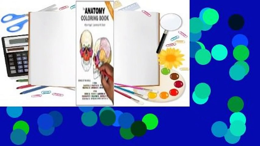 Online The Anatomy Coloring Book  For Full