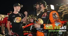 Truex: This win takes the pressure off for sure