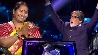 KBC 11: After Sanoj Raj Babita Tade wins Rs. 1 crore in Amitabh Bachchan's show | FilmiBeat