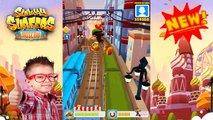 Subway Surfers 2019 Moscow - Sofia Buenois Aires Surfer Walkthrough Gameplay