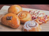 All-round dough! Simple bread dough recipe, Making 5 Breads