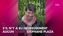 Stéphane Plaza : Son agence immobilière en feu, il accuse avec humour Nagui
