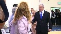 Los israelíes deciden en las urnas el destino de Netanyahu