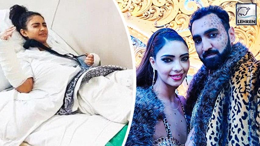 Pooja Banerjee's Husband Confirms Quitting Nach Baliye 9