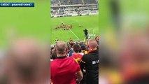 RC Lens : les joueurs rembarrés par leurs supporters