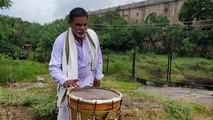The ferocious Runja: A rare percussion instrument from Telangana