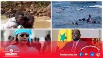 Chavirement à l'Île de la Madeleine : Le geste noble du président Macky et de son épouse