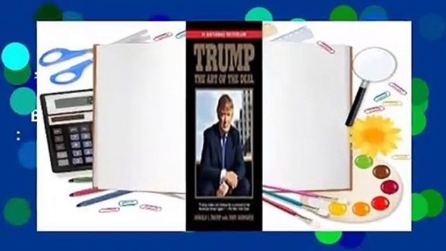Full version  Trump: The Art of the Deal  Best Sellers Rank : #3