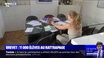 11.000 élèves passent à partir de ce lundi le rattrapage du brevet