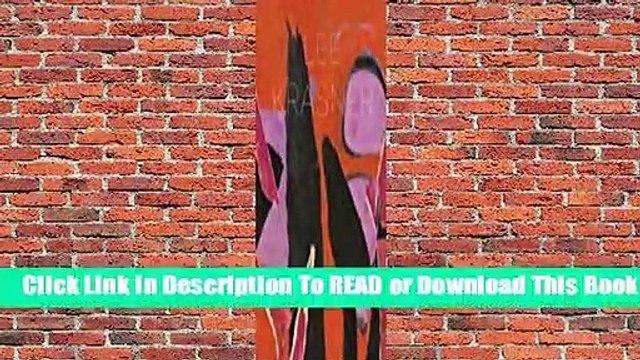 Online Lee Krasner  For Kindle