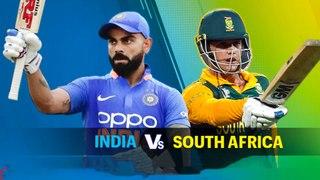 IND vs SA 1st t20 : ಕೊಚ್ಚಿಕೊಂಡು ಹೋಯ್ತು ಮೊದಲನೇ ಪಂದ್ಯ  | Oneindia Kannada