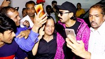 Ranveer Singh MOBBED Outside Dharma Office