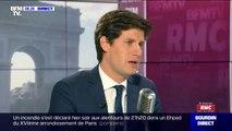 """Julien Denormandie: """"C'est de très bonne politique d'avoir un Président orienté sur les résultats"""""""