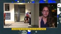 Paris : incendie meurtrier dans un Ehpad