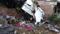 Sieben Tote bei Absturz von Kleinflugzeug in Kolumbien
