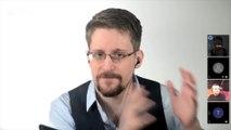 """Edward Snowden : """"Si qui que ce soit au gouvernement utilise WhatsApp, c'est une erreur : Facebook est propriétaire de cette application"""""""