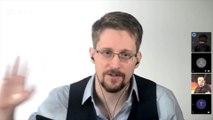 """Edward Snowden : """"J'ai critiqué le gouvernement russe depuis que je suis arrivé ici !"""""""