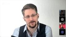 """Edward Snowden : """"Si la France continue à passer des lois sécuritaires comme l'état d'urgence, vous ne pouvez pas vraiment vous présenter comme le phare de la démocratie"""""""