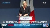 Président Magnien ! : La rentrée du Rassemblement national à Fréjus - 16/09