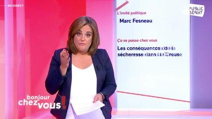 Marc Fesneau - Bonjour chez vous ! Lundi 16 septembre