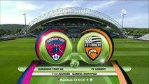 Le résumé de la rencontre Clermont - FC Lorient (0-2) 19-20