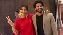 Sonam Kapoo & Dulquer Salman  promote The Zoya Factor;Watch video | FilmiBeat