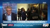 Nicolas Poincaré : Balkany, 4 ans de prison, une peine trop sévère ? - 16/17