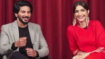 Sonam Kapoo & Dulquer Salman Fun moment during The Zoya Factor promotion; Watch Video | FilmiBeat