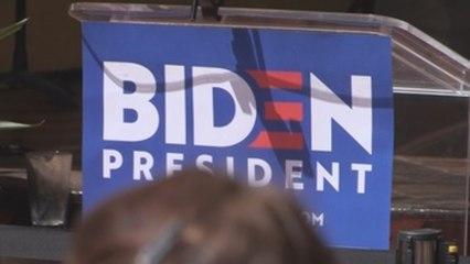"Biden llama a estadounidenses a ""levantarse"" para recuperar liderazgo de EEUU"