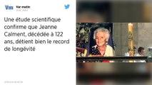 Jeanne Calment détient bien le record mondial de longévité selon une nouvelle étude